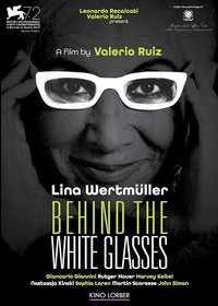Behind the White Glasses main cover
