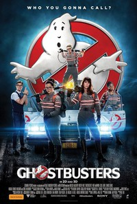 Ghostbusters main cover