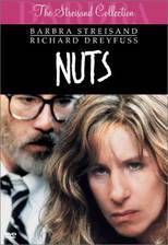 nuts movie cover