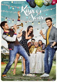 Kapoor and Sons main cover
