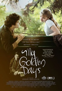 My Golden Days main cover