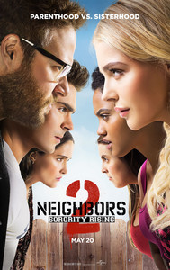 Neighbors 2: Sorority Rising main cover