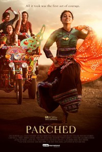 Parched main cover