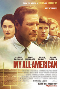 My All American main cover