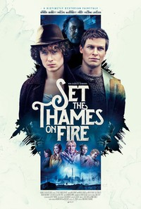 Set the Thames on Fire main cover