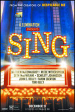 sing movie cover