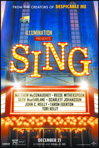Sing main cover