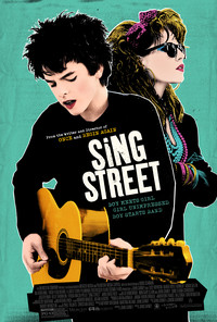 Sing Street main cover