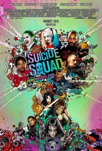 Suicide Squad main cover