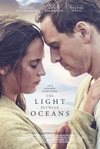 The Light Between Oceans main cover