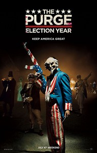 The Purge: Election Year main cover