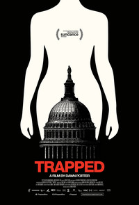 Trapped main cover