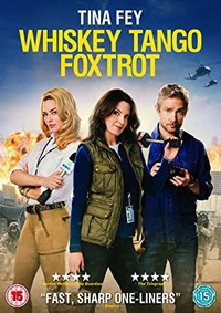 Whiskey Tango Foxtrot main cover