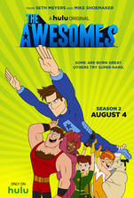 the_awesomes movie cover