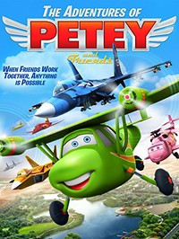 Adventures of Petey and Friends main cover
