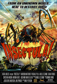 Insectula! main cover