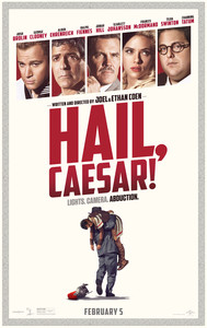 Hail, Caesar! main cover