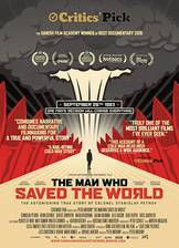 The Man Who Saved the World movie cover