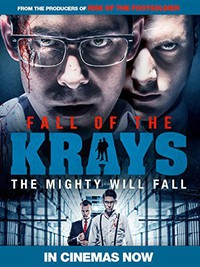 The Fall of the Krays main cover