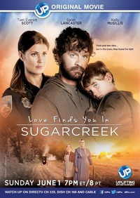 Love Finds You in Sugarcreek main cover