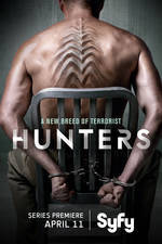 hunters_2016 movie cover