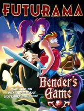 futurama_bender_s_game movie cover