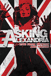 Asking Alexandria: Live from Brixton and Beyond main cover