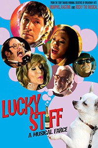 Lucky Stiff main cover
