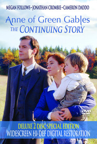 Anne of Green Gables: The Continuing Story main cover