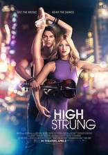 high_strung_2016 movie cover