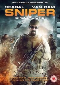 Sniper: Special Ops main cover