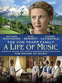 The von Trapp Family: A Life of Music main cover