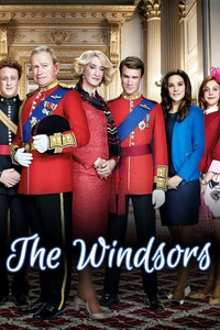 The Windsors movie cover