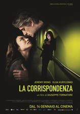 the_correspondence_la_corrispondenza movie cover