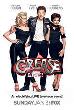 grease_live movie cover