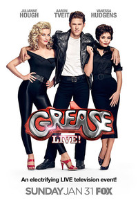Grease Live! main cover