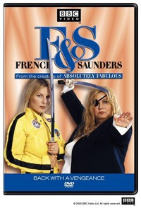 French and Saunders movie cover