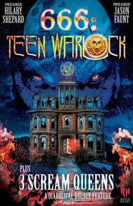666: Teen Warlock main cover