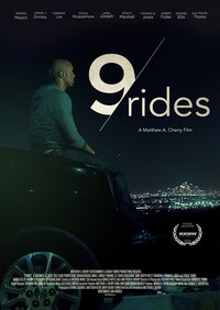 9 Rides main cover