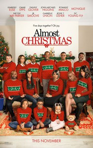 Almost Christmas main cover