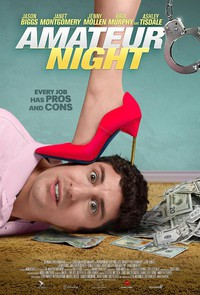 Amateur Night main cover