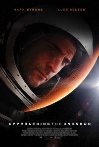 Approaching the Unknown main cover