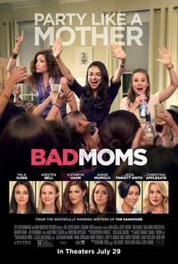 Bad Moms main cover