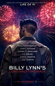 Billy Lynn's Long Halftime Walk main cover