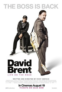 David Brent: Life on the Road main cover