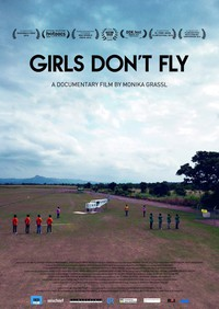 Girls Don't Fly main cover