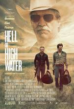 Hell or High Water movie cover