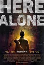 Here Alone movie cover