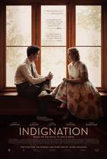 indignation movie cover