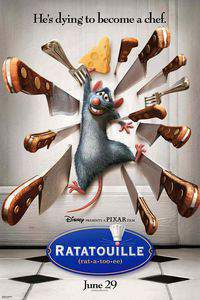 Ratatouille main cover